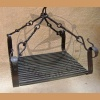Forged grill, large