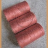 Linen thread 16/2 -salmon roses (10)