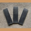 Plate of buffalo horn 115x30x6mm