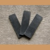 Plate of buffalo horn 90x26x4mm