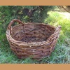 Round willow bascet, medium
