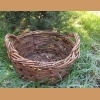 Round willow bascet, small