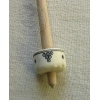 Spindle - bone w14, 23g
