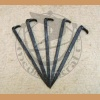 Tent pins (pegs) small