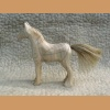 Wooden horse - large