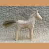 Wooden horse - small